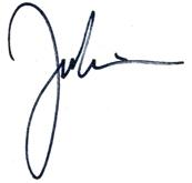 Julian Bull Signature