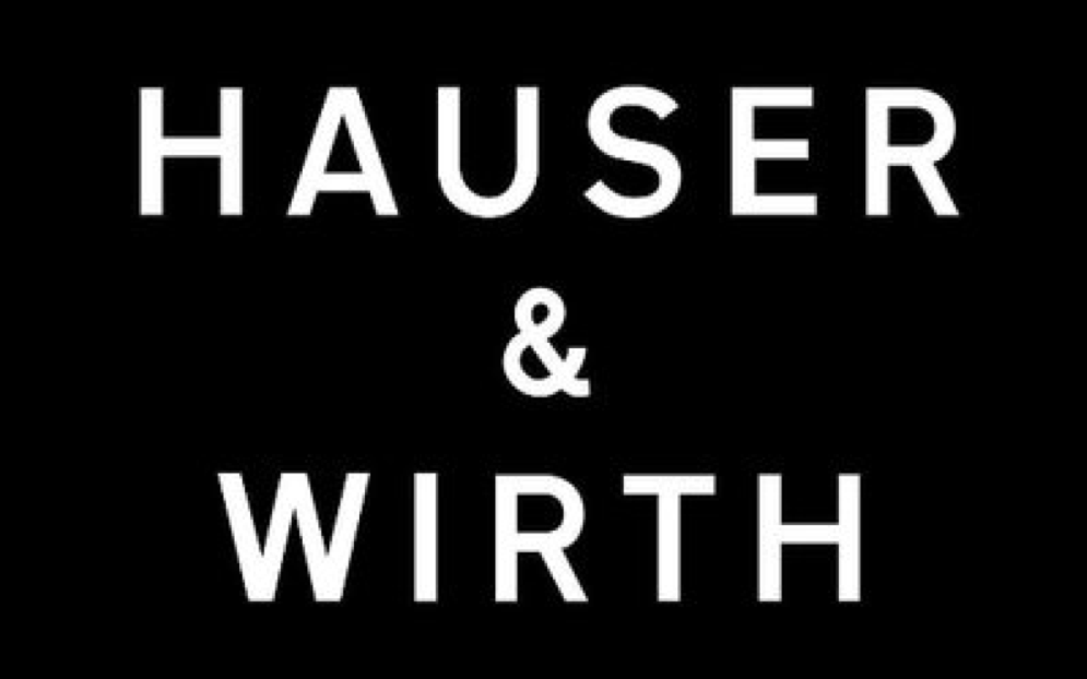 Hauser and Wirth