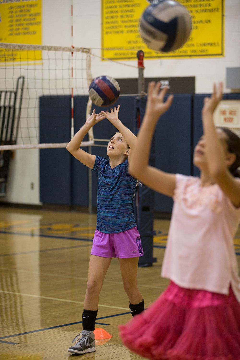 Championship Volleyball Camp