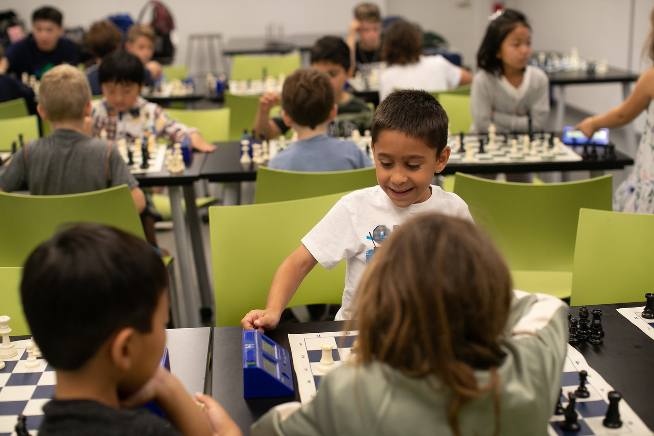 Championship Tournament Chess Camp